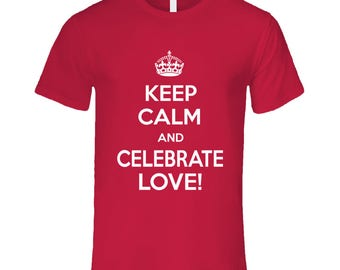 Men's Valentines T-shirt
