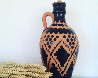 Handmade Berber decanter