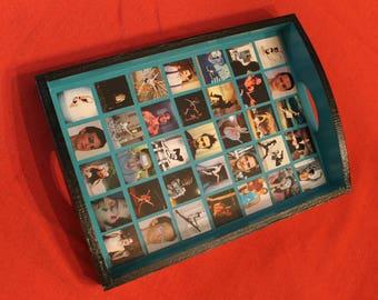 Customized Photo Tray