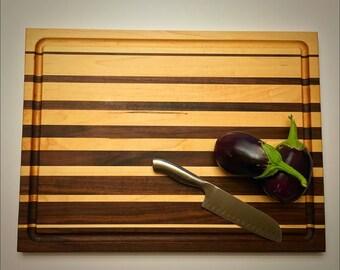 Large Handmade Wooden Cutting Board