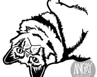 Digital Pet Portrait - Commissions