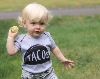 Taco Baby, One Piece, babies, baby clothes, baby girl, one piece, new dad, funny gift, new dad, new mom baby shower baby boy birthday onesie
