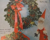 1960's Today's Women Magazine, Christmas Ideas Book, Special Section, Top Toys, Merry Mobiles, Festive Foo, Greeting Cards, Home Decorations