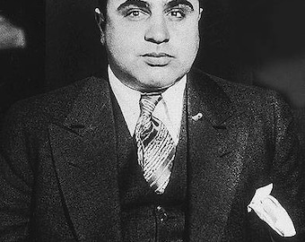 Al Capone Mobster Photo