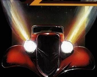 Vinyl Record | ZZ TOP, ELIMINATOR