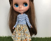 Two piece outfit for Blythe (1559)
