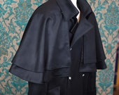 RESERVED  Doeskin Greatcoat BALANCE