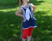 Girls Tunic Top PDF Sewing Pattern ... Trixie Tunic