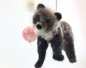 Custom Bear Cub Mobile for Amelia 2 of 2
