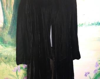 Short, Stylish Opera Coat