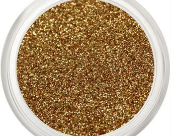 Eyes Lips Face, Gold Glitter, Makeup, Sparkle Sparkles, Shimmer, Ultra Fine, Eyeliner Eyeshadow,DIY Nail Polish, Wholesale Bulk, Loose, Gilt