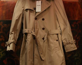 Ben Sherman Plectrum Rain Coat