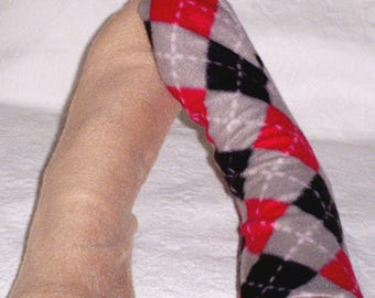 Ladies Fleece Socks, Women's Socks, Novelty Socks, Warm Fleece Socks, Handmade Senior Citizen Gifts under 10 Dollars, Warm Socks