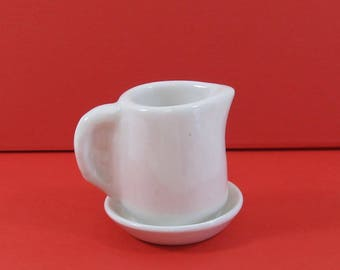 Vintage Ironstone Restaurant ware - and butter pat