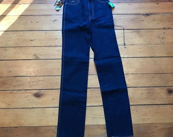 Womens Vintage Jordache Jeans Horse Head Skinny Mom Jeans NWT Size 8