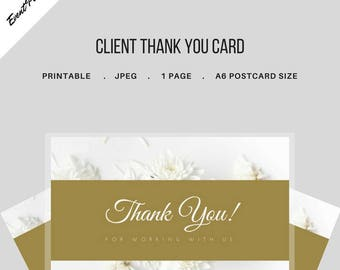 client thank you etsy