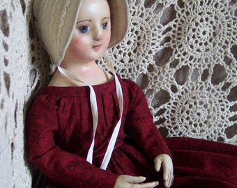 Made To Order Izannah Walker inspired doll