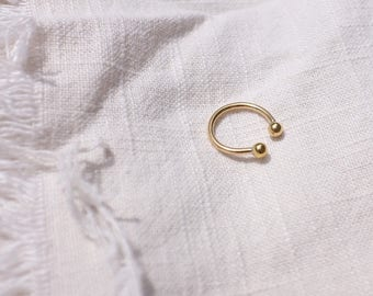 Double Ball Ring