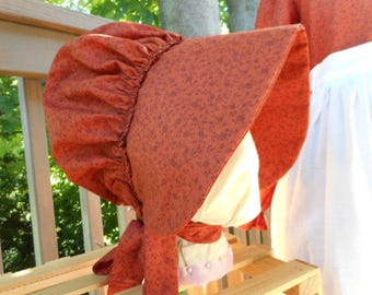 Bonnet Cinnamon One Size