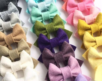 Sailor Bow, Baby Headband, Newborn Headband, Baby Girl Headband, Nylon Headband, Newborn Bow, Girls Hair Bow, Hair Clips, Hairbows, Headband