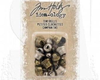 In Stock-Tim Holtz Idea-ology Tiny Bells