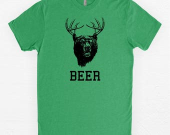 St Patricks Day Shirt - Irish T-Shirt - Beer Shirt - Beer T shirt - Beer Gifts