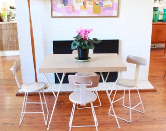 1950s Kitchen Table and Chairs Pick Up Sydney