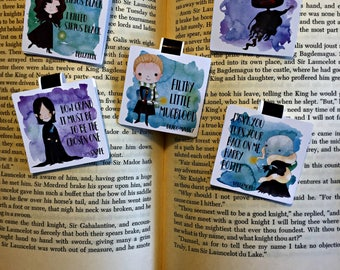 Magnetic Harry Potter Bookmarks