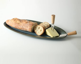 "Fish Platter - 19"" Long. Great serving platter for hors d'oeuvres"