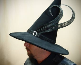 """Wizard Hat """"Matthew"""" One of a Kind"""