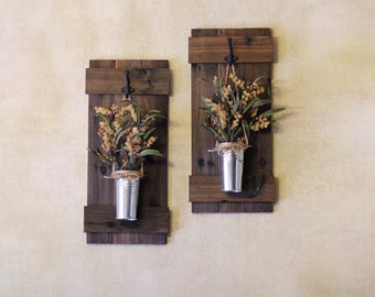 Rustic Wall Hangings cotton stem decor rustic wall decor wall hanging wooden