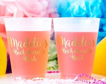 Bachelorette Cups, Party Cups, Bachelorette Party, Bachelorette Favor, Girls Weekend Favor, Adult Party Cups, Bachelorette Gift, Bach Bash
