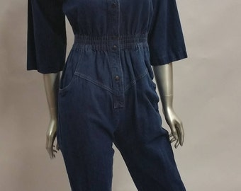 DREAMS Vintage Denim Jumpsuit medium