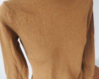 Vintage Italian Piero Garbossa merino sweater top xs / s