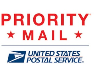 USPS Priority 2-3 Day Mail