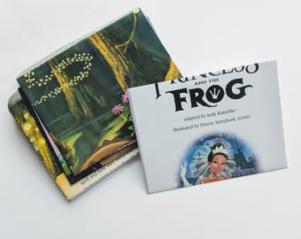 The Princess and the Frog Envelopes - Stationary Set of 10 LARGE