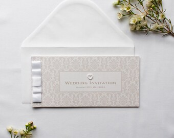 SARAH // Wedding Stationery // Invitation