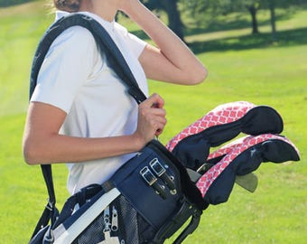 Palmetto Golf Club Head Covers by Ame & Lulu