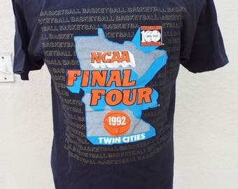 Vintage 1992 NCAA Final Four T-Shirt