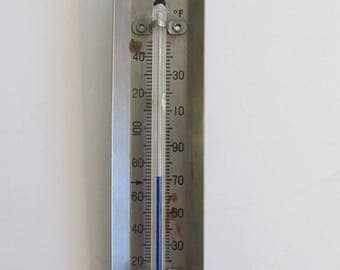 Vintage Eastman Kodak Co Thermometer, Kodak Thermometers, Vintage Photography Supplies, Vintage Cameras, Thermometers, Vintage Thermometers