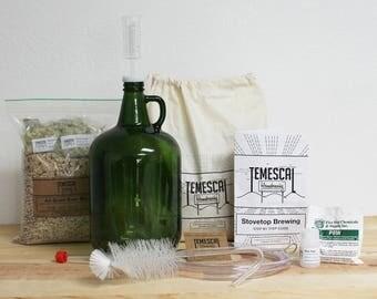 Stovetop Brewing Kit