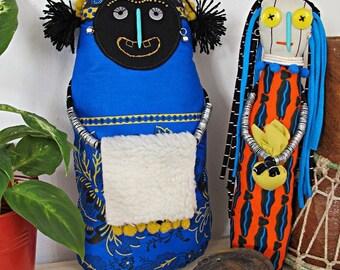 african decorative dolls