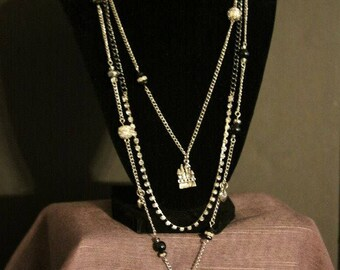 Happily Ever After Multi Strand Necklace