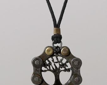 """Necklace / Pendant """"Orb Tree of Life"""""""