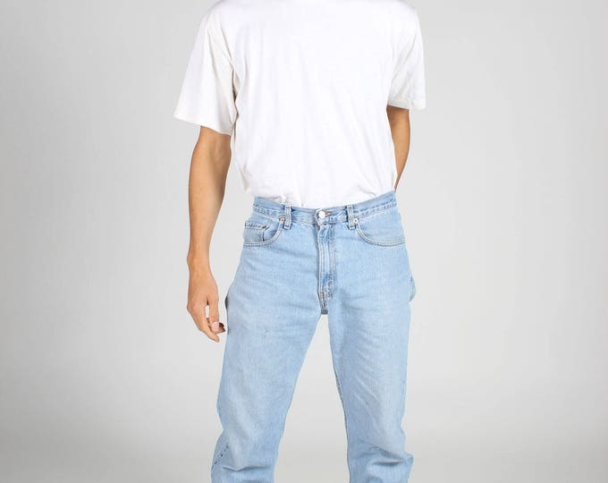 505 Light Blue 32 Jeans