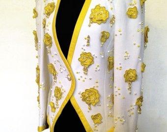 Original ESCADAby Designer  Margaretha LEY Vintage Jacket