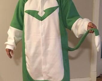 Voltron Lion Kigurumi Cosplay Pajamas