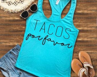 Cinco De Mayo Shirt, Tacos Por Favor, Bachelorette Party Shirts, After this we're getting tacos, Taco Tuesday, Taco Lover