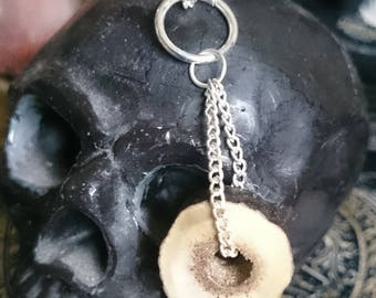 Naturally Shed Antler Jewellery, pendant