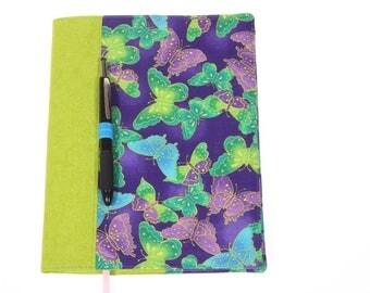 composition notebook cover butterflies, journal cover, bullet journal cover, comp book cover, school supply